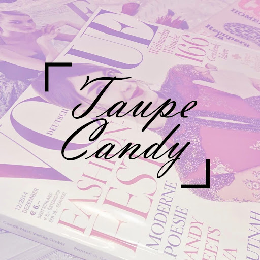 Taupe Candy