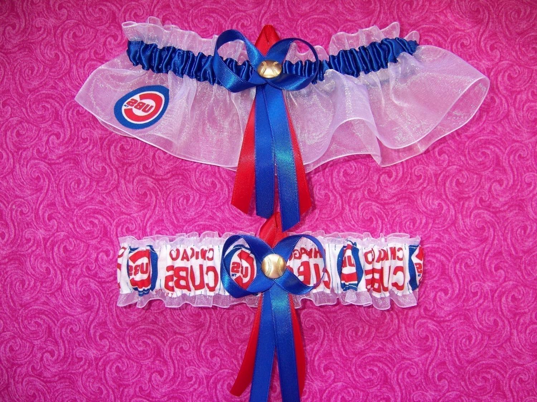 Handmade Wedding Garter Set