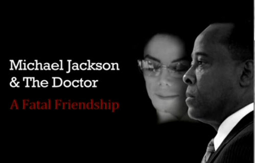 Lekarz Michaela Jacksona / Michael Jackson and the Doctor A Fatal Friendship (2011) PL.TVRip.XviD / Lektor PL