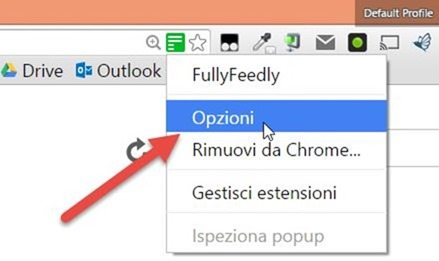 opzioni-fullyfeedly