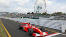 Michael Schumacher Ferrari F2001 Japan
