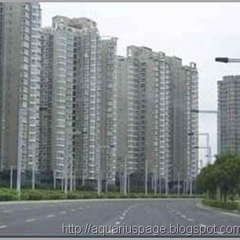 China constrói cidades fantasmas prevendo o apocalipse e a queda do EUA?