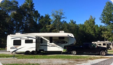 Country Boys RV Park Site 59 10062015