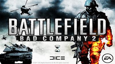 Jogo para Android Battlefield: Bad Company 2