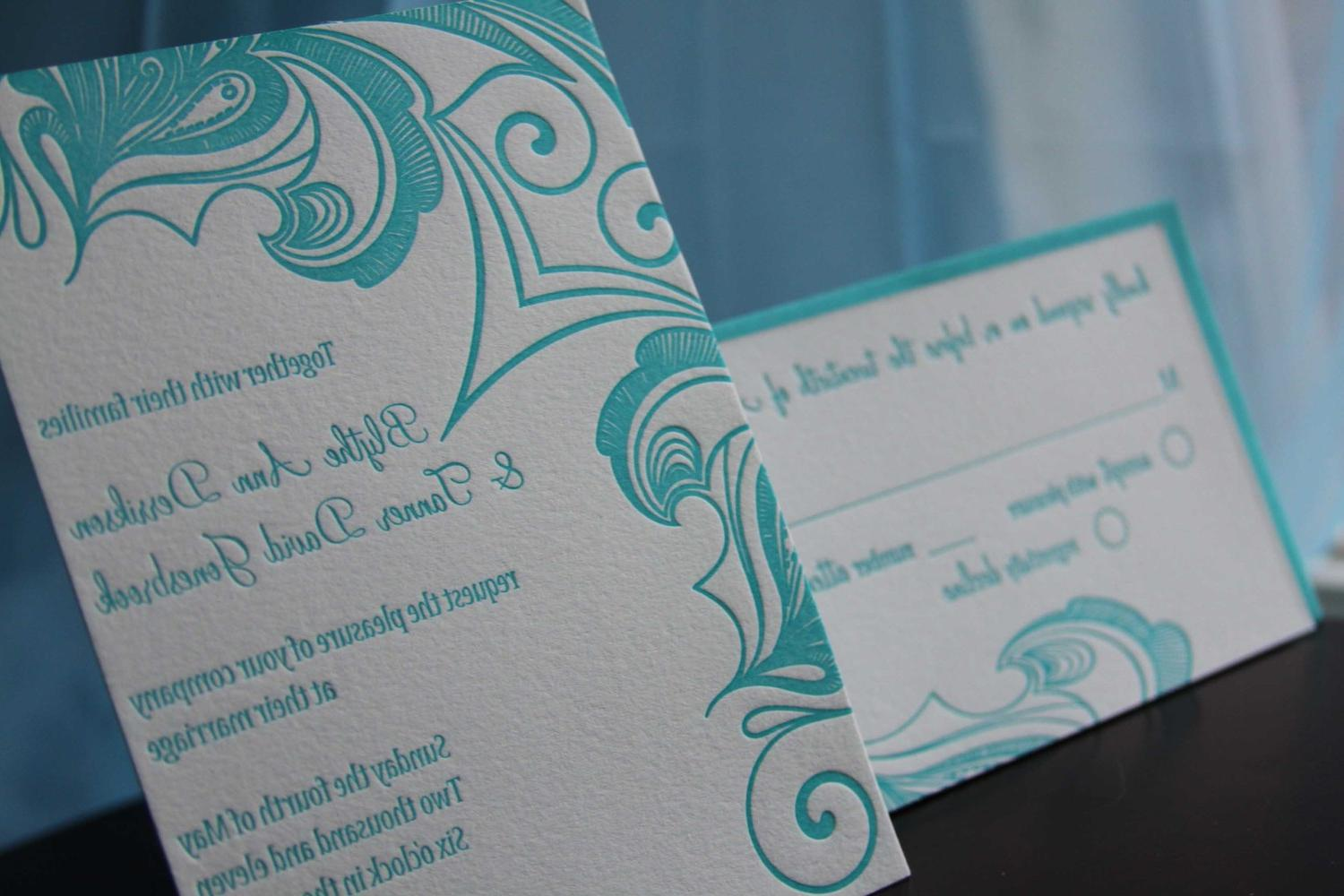 sample wedding rsvp card