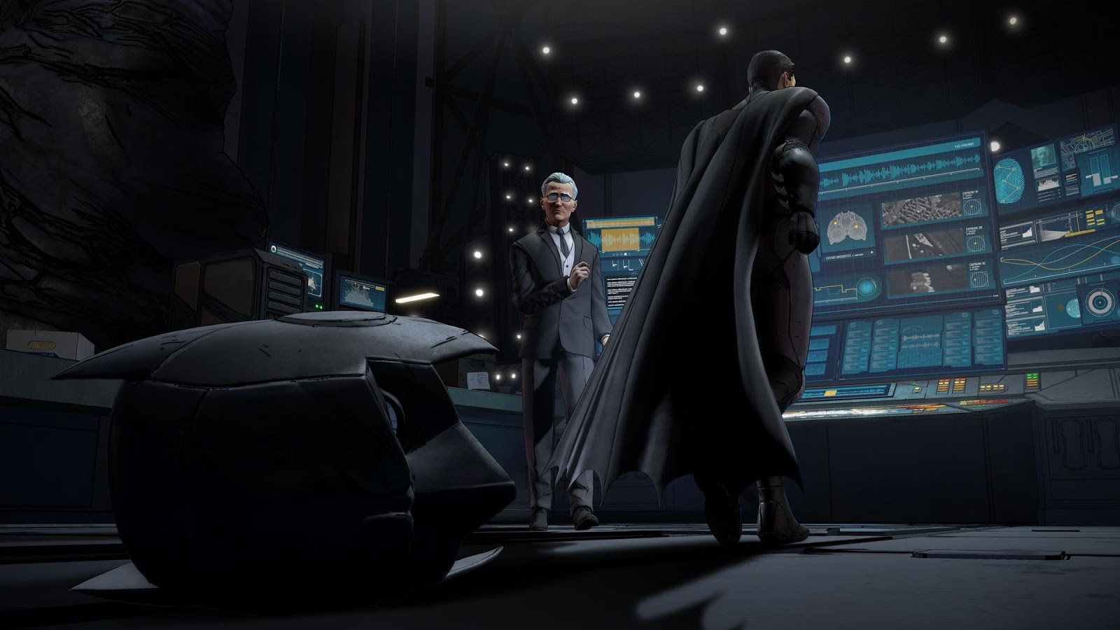 Batman - The Telltale Series Screenshot 17