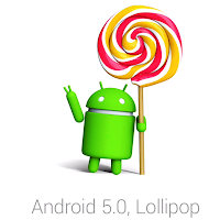 Lollipop for Android Wear