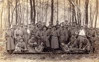 Members of the Infanterie Regiment Herzog Karl von Mecklenburg (6. Ostpreußisches) Nr.43
