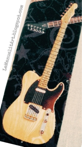 tela para guitarristas