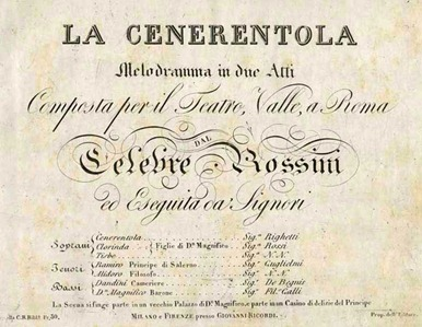 ARTS IN ACTION: Greensboro Opera brings Rossini's LA CENERENTOLA to the Gate City, August 2015