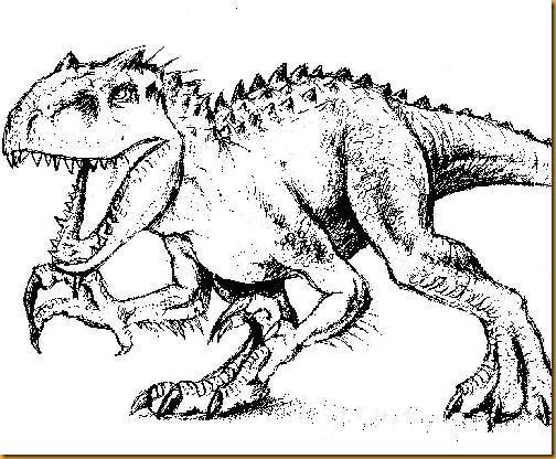 Indominus Rex - Jurassic World-0007