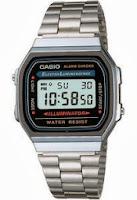 Casio Standard : A-168WA