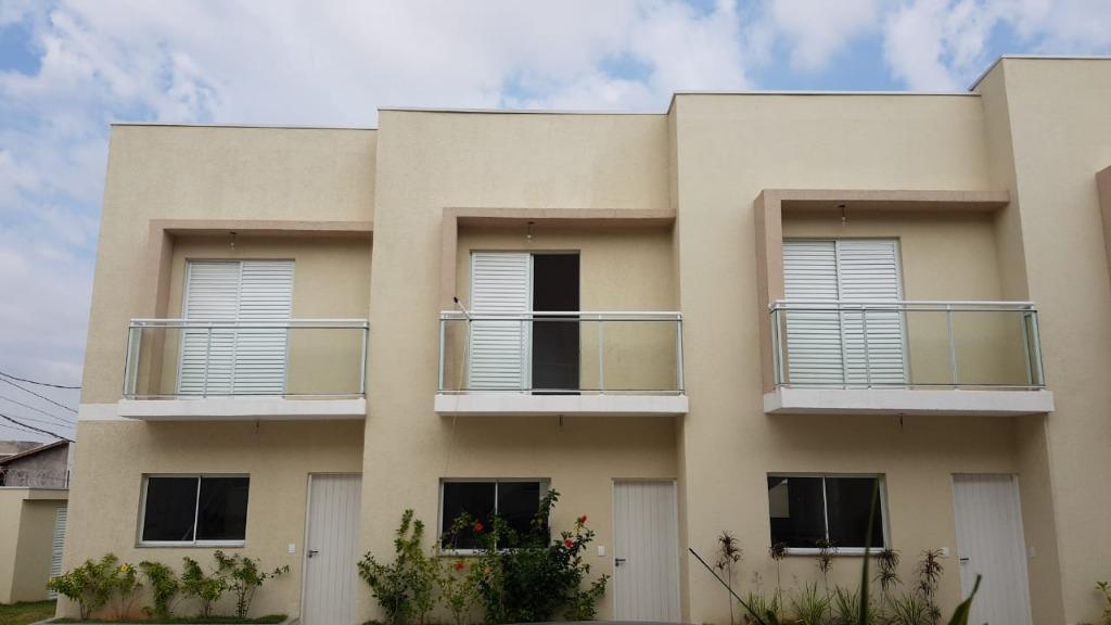 Casa com 2 dormitórios à venda, 72 m² por R$ 273.500 - Jardim Amoreiras - Campinas/SP