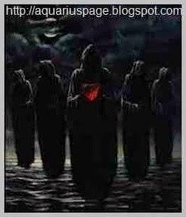 magos da escuridão magos negros