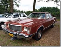 1975_Mercury_Monarch_GHIA,_Dutch_licence_registration_43-FV-BH