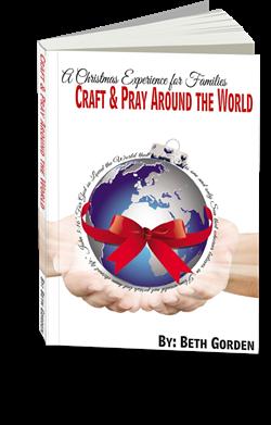 Craft & Pray Around the World Book1