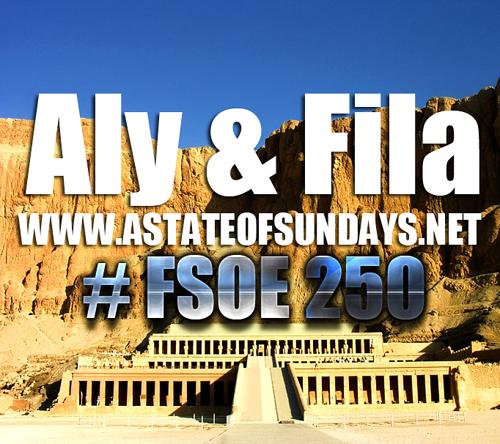 Future Sound Of Egypt #250