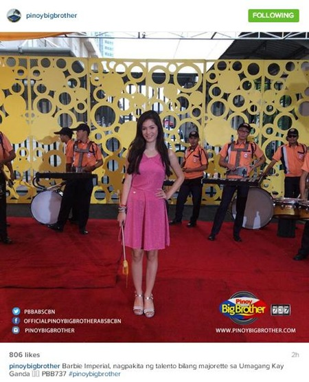 Barbie Imperial in Umagang Kay Ganda