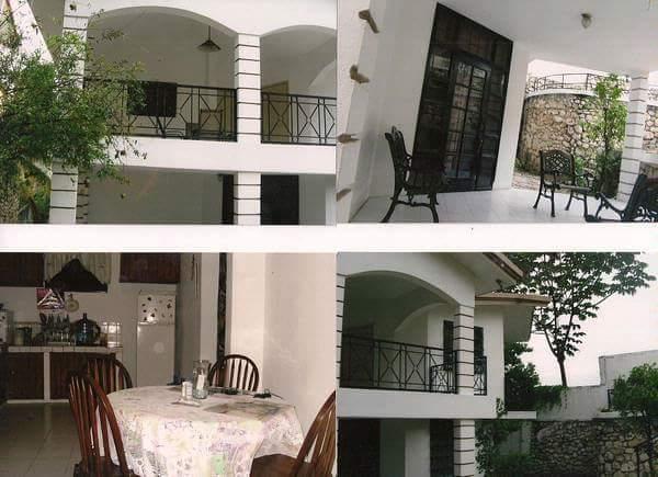 Immobilier en haiti maison a vendre a delmas 83 for Meuble casami haiti