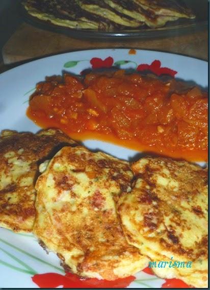 tortillitas de calabacin,racion1 copia