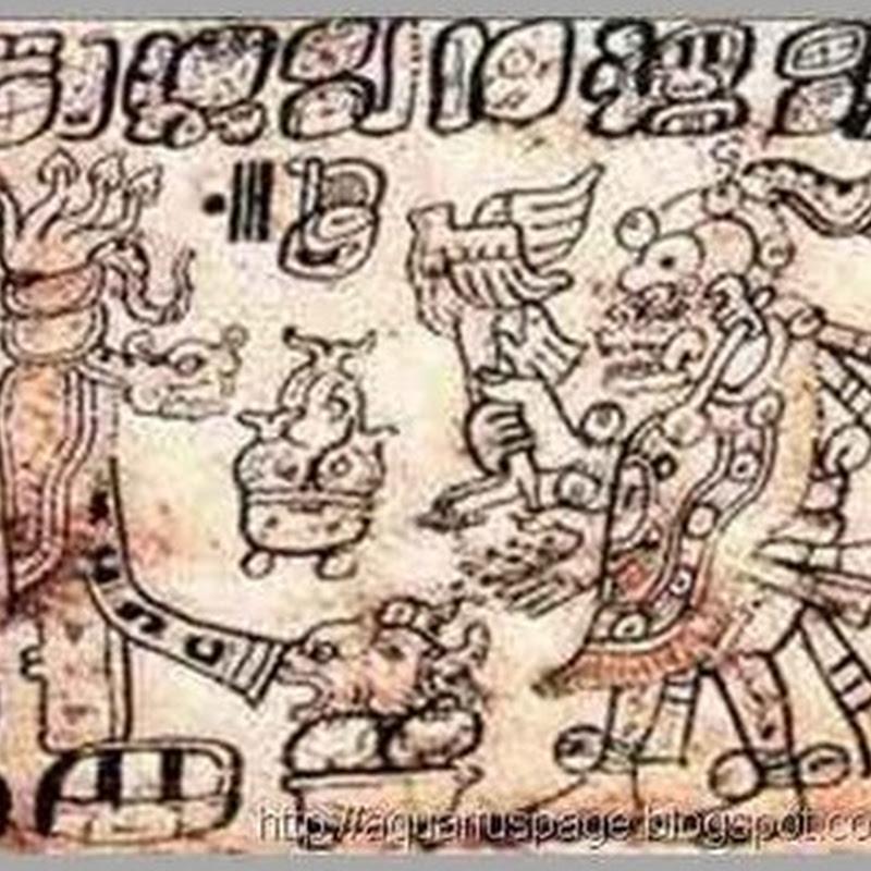 O codex dresden de Chilam Balam e um suposto Fim do Mundo ?