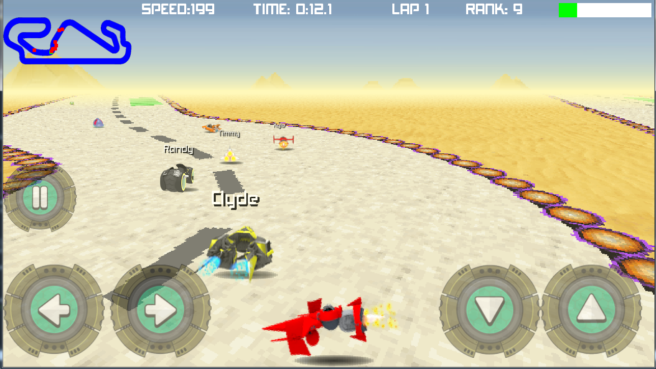 Xenorace Screenshot 5