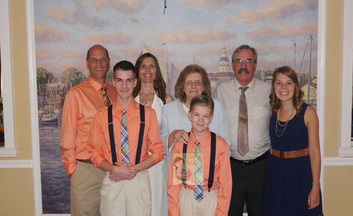Wedding My Family