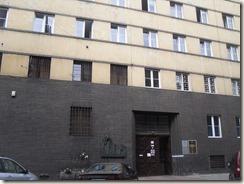 Pomorska, Alte Synagoge, Jüdisches Viertel Kaszimierz 005