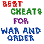 Cheats For War And Order APK Descargar