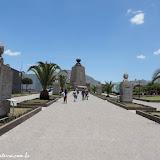 Monumento e Museu de la Mitad del Mundo - Quito, Equador