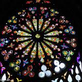 Roseta da Catedral - Quito, Equador