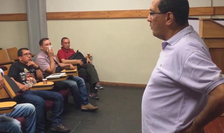 CONTRATO SINDICAL - CARLOS JULIO DIAZ LOTERO DIRECTOR ENS EN LA 80 ASAMBLEA DE SUTIMAC