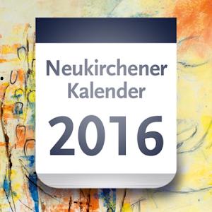 Cover art Neukirchener Kalender 2016