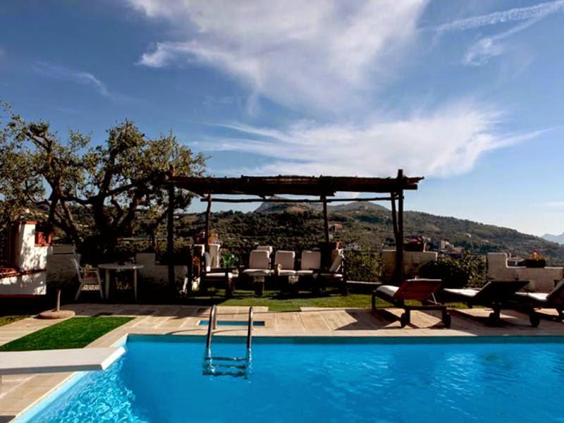 Ferienhaus Villa i Faraglioni (1401232), Massa Lubrense, Amalfiküste, Kampanien, Italien, Bild 5