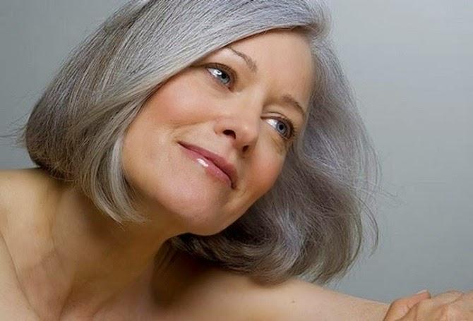 cabelos depois dos 50 anos