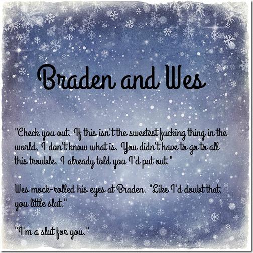 Braden and Wes teaser