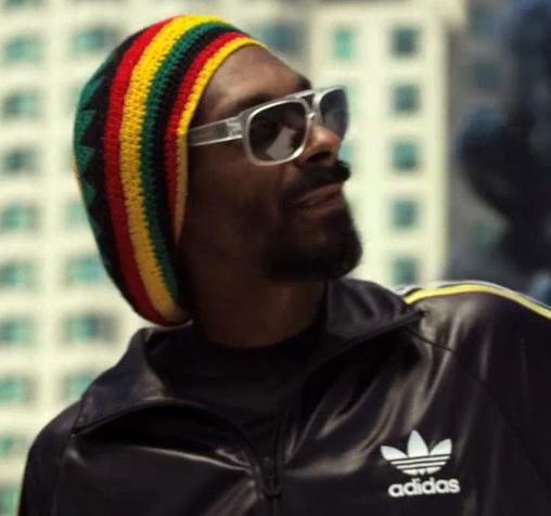 Snoop Lion Adidas Space Diver Commercial