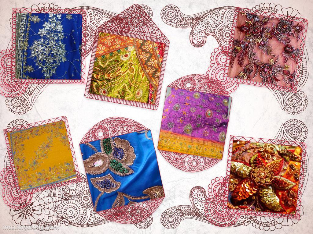 Indian Weddings  1: Saris
