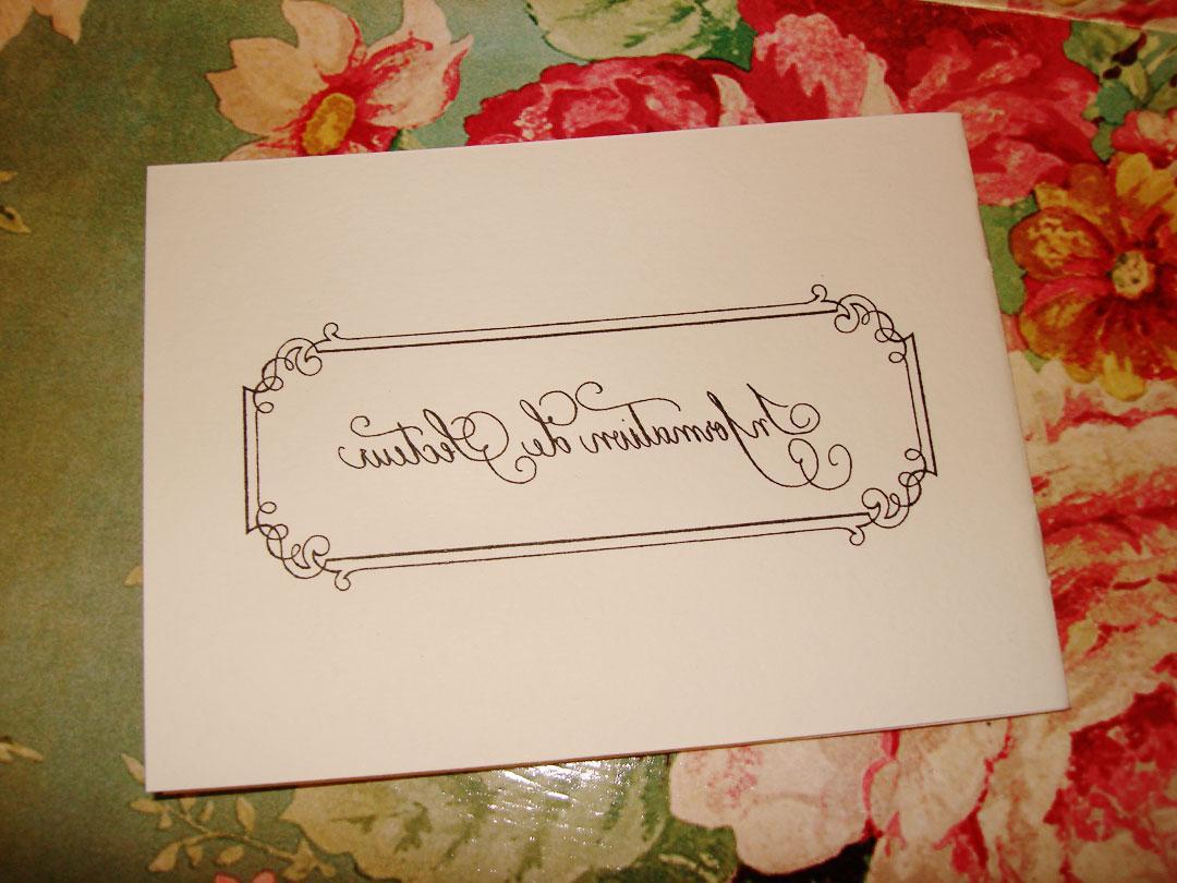 renew wedding vows invitations