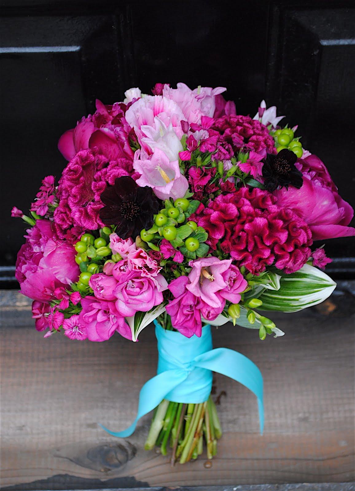 reBar wedding flowers