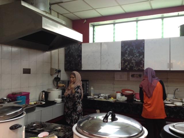 Dapur, Anggerik Mall Shah Alam