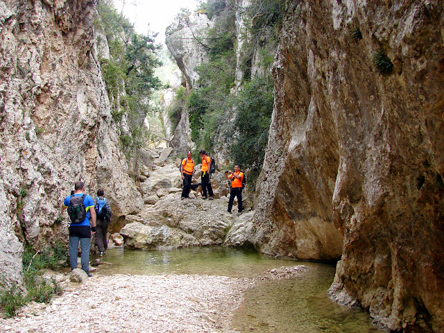 Senderismo - Coll de la Creu - Punta Boixet - Alt de la Coscollosa - Barranc de la Coscollosa