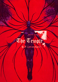 Cover of Howard Phillips Lovecraft's Book The Temple