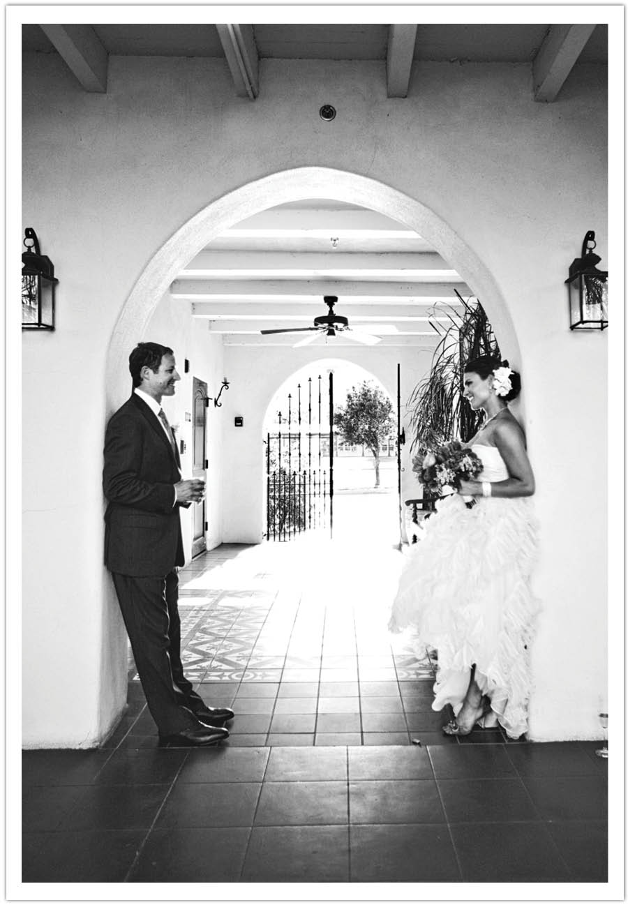 Modern Moroccan Wedding