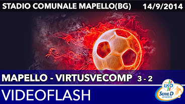 MapelloBonate - VirtusVecomp del 14-09-2014