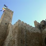 miasteczko Carmena, brama do miasta Puerta de Sevilla