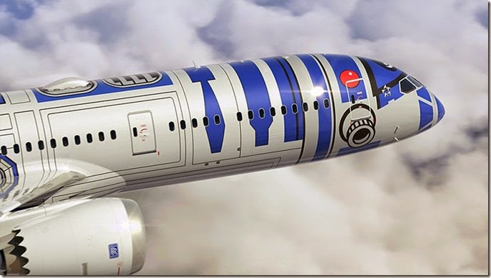 AVION STAR WARS 3
