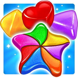 Gummy Paradise -  Free Match 3 Puzzle Game For PC (Windows & MAC)