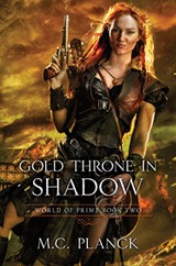 Gold Throne and Shadow - MC Planck