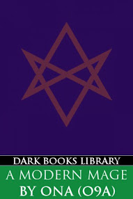 Cover of Order of Nine Angles's Book A Modern Mage (Anton Long and The Order of Nine Angles)
